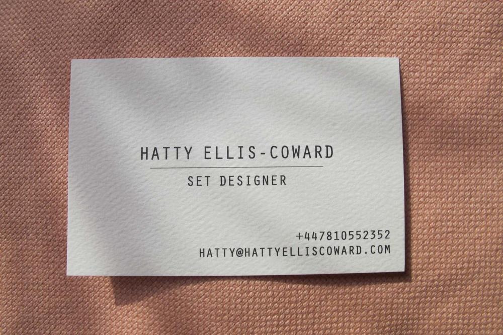 Designer Teller Set juergen teller hatty ellis coward