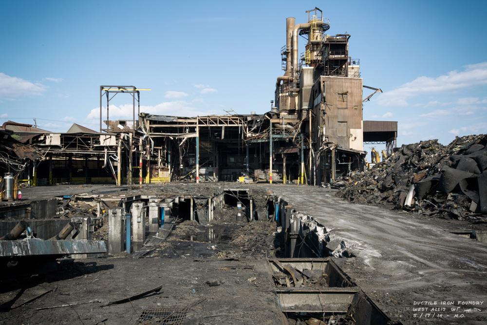 Milwaukee Ductile Iron Foundry Monk One